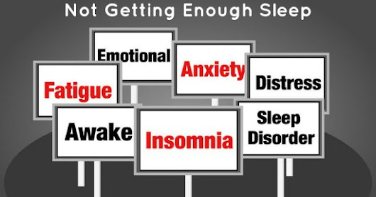 5 Long Term Health Risks Of Not Getting Enough Sleep