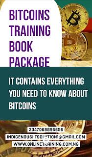 Bitcoins Training For Nigerians 2020