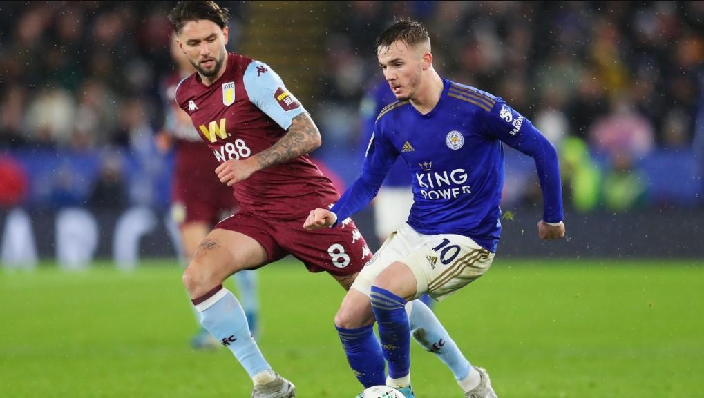 Premier League – Leicester vs Aston Villa 20.00 AM at King Power Stadium, TUESDAY 10TH MARCH 2020