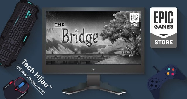 The Bridge - Tech Hijau my id