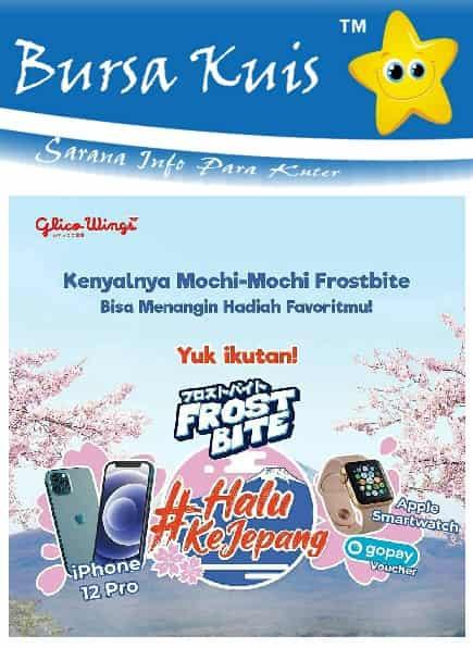 Kuis Online Terbaru Ice Cream Glico Wings