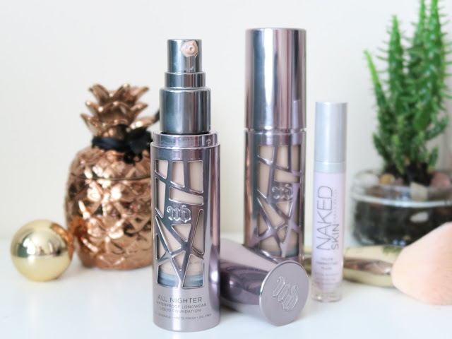 Is The Urban Decay All Nighter Foundation Any Good?