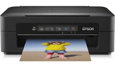 Claria domicile ink technology scientific discipline produces crisp Epson Expression Home XP-212 Driver Downloads