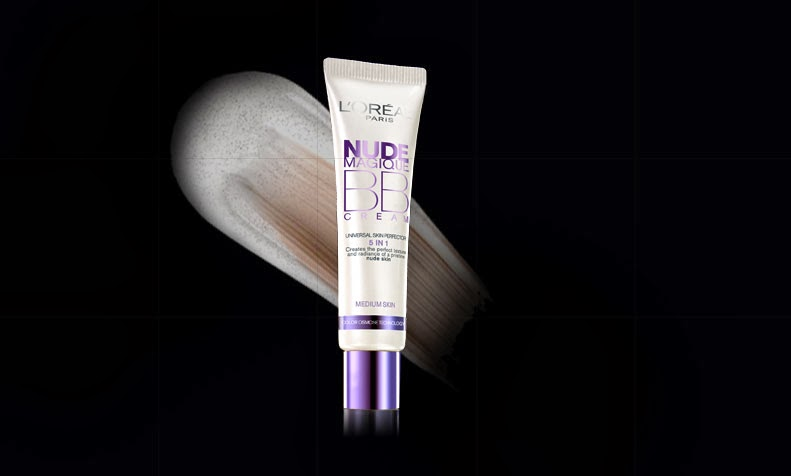 BB cream L'Oreal Nude Magique. - Cosmética que Sí Funciona