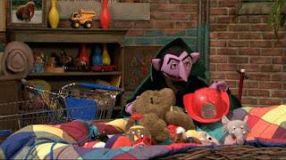 The Count, Sesame Street Episode 4413 Big Bird's Nest Sale season 44