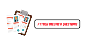 Python Interview Questions with answers PDF