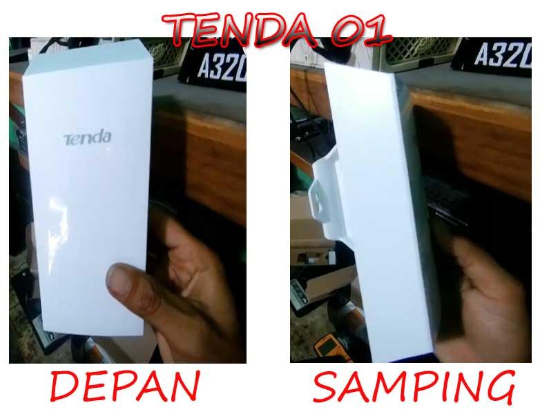 Review Antena Wifi Tenda O1