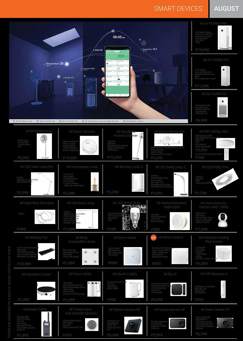 Xiaomi Brochure Page 6