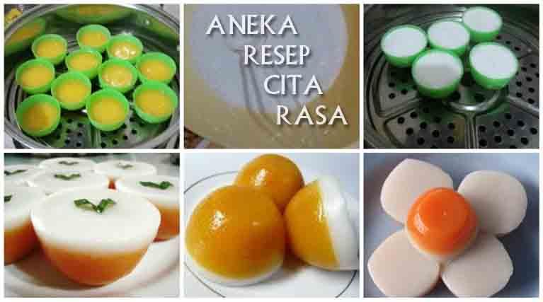 Resep Membuat Kue Talam Ubi Praktis Simple Dan Enak Aneka
