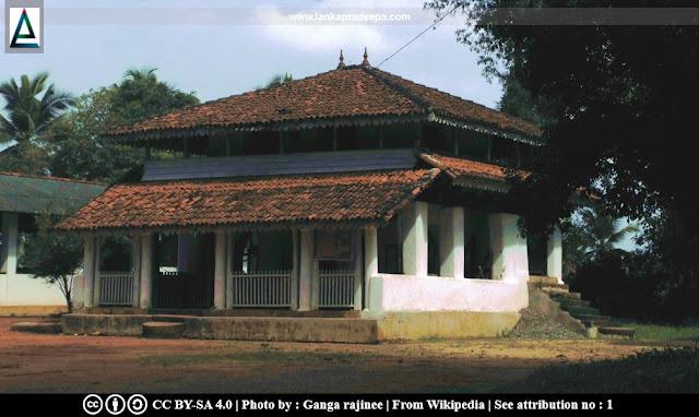 Mahalloluwa Sri Saddharmarama Viharaya