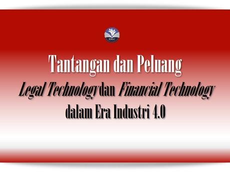 peluang legal technology