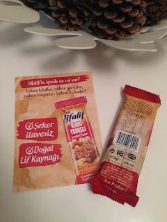 Litalif kuru yemişli yulaf bar şekersiz denebunu.com