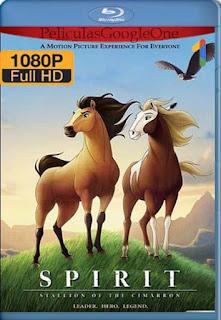 Spirit El Corcel Indomable [2002] [1080p BRrip] [Latino-Inglés] [GoogleDrive] RafagaHD