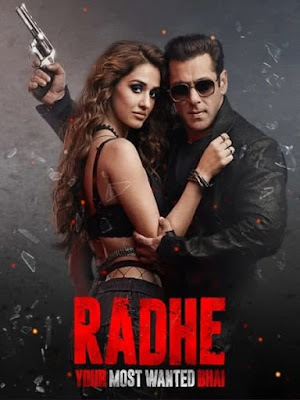 Radhe (2021) Hindi 1080p HDRip ESub x265 HEVC 1.3Gb