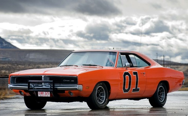 MUSCLE CAR COLLECTION : 1969 Dodge Charger R/T General Lee Car Review