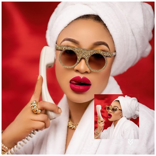 Celebrities congratulated and threw heart warming massages to Tonto Dikeh on her recent achievements