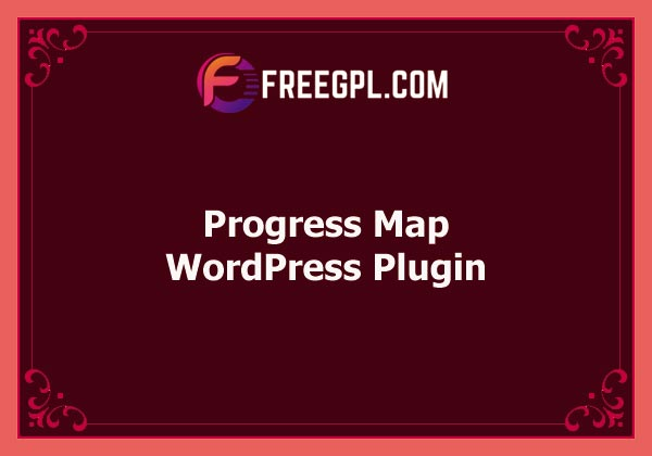 Progress Map WordPress Plugin Free Download