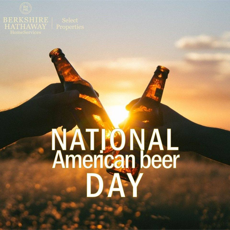 National American Beer Day Wishes