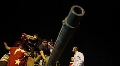 Amerika Serikat Dituding Dalang Kudeta Gagal 2016 Di Turki