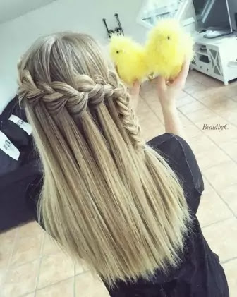 Mermaid-French-Braids-Hairstyle-Trends