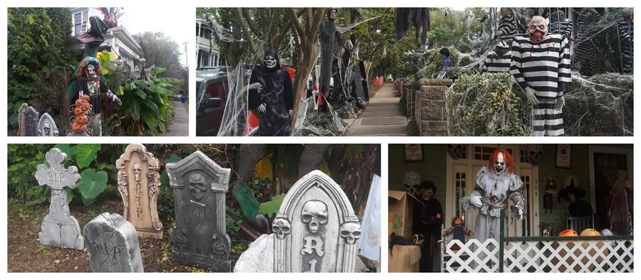 Halloween à Raleigh