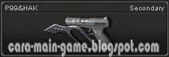 Senjata Point Blank P99&HAK