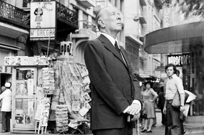 Borges todo el a o jorge luis borges pierre menard for Borges el jardin