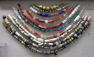 Beads of Kyiv Rus