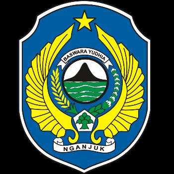 Logo Kabupaten Nganjuk PNG
