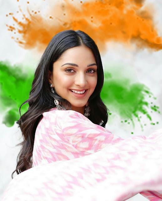 Kiara Advani HD Traditional Wallpaper