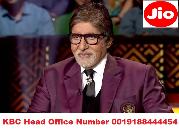 Call KBC Head Office Number 0019188444658
