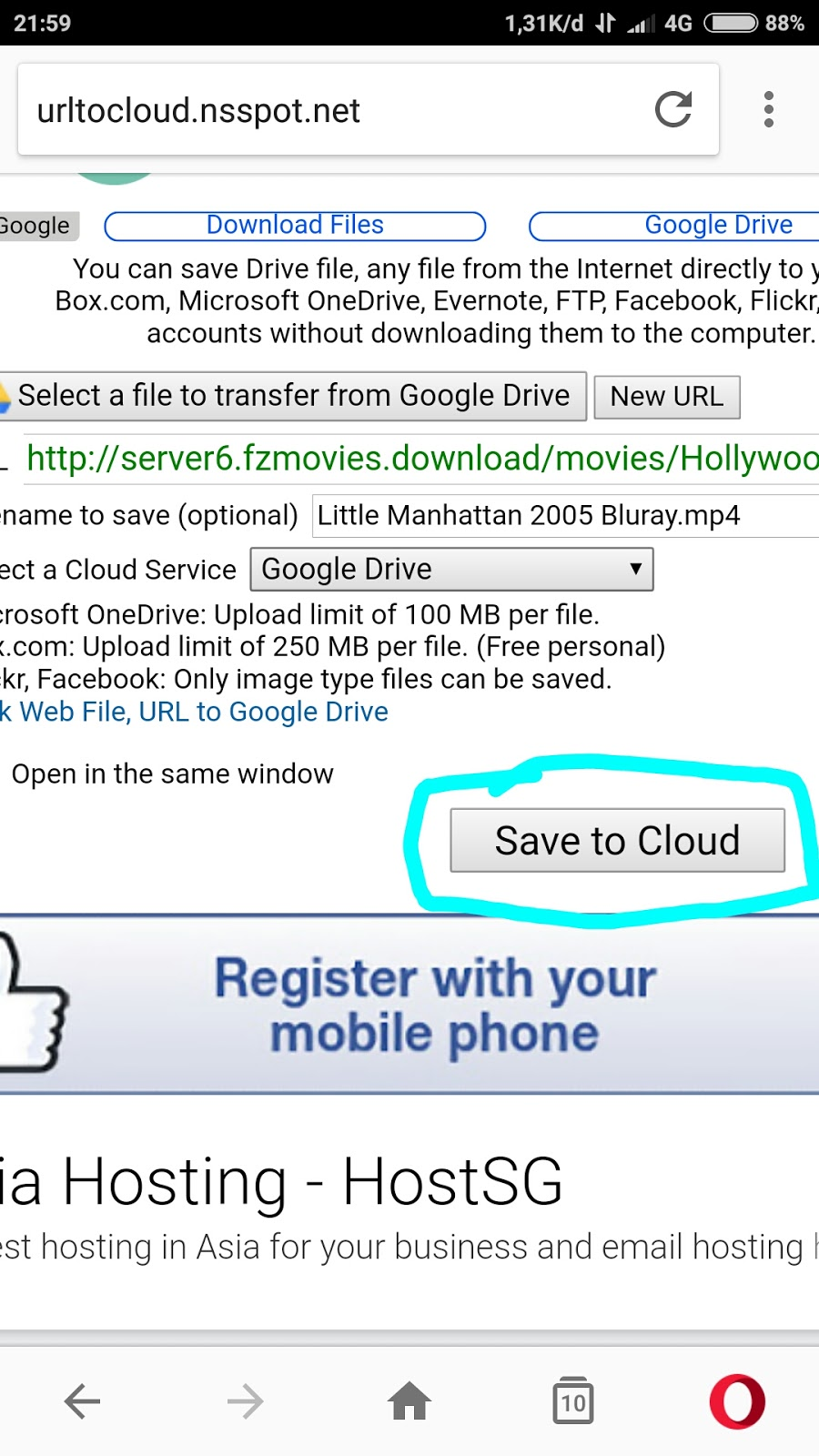 Url To Google Drive File