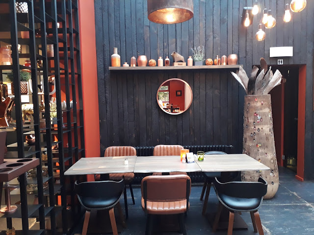 Alfons Burger restaurant famille Bruxelles