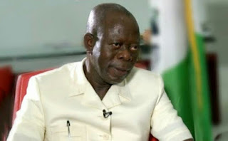 Federal High Court Suspends Adams Oshiomole the National Chairman of APC