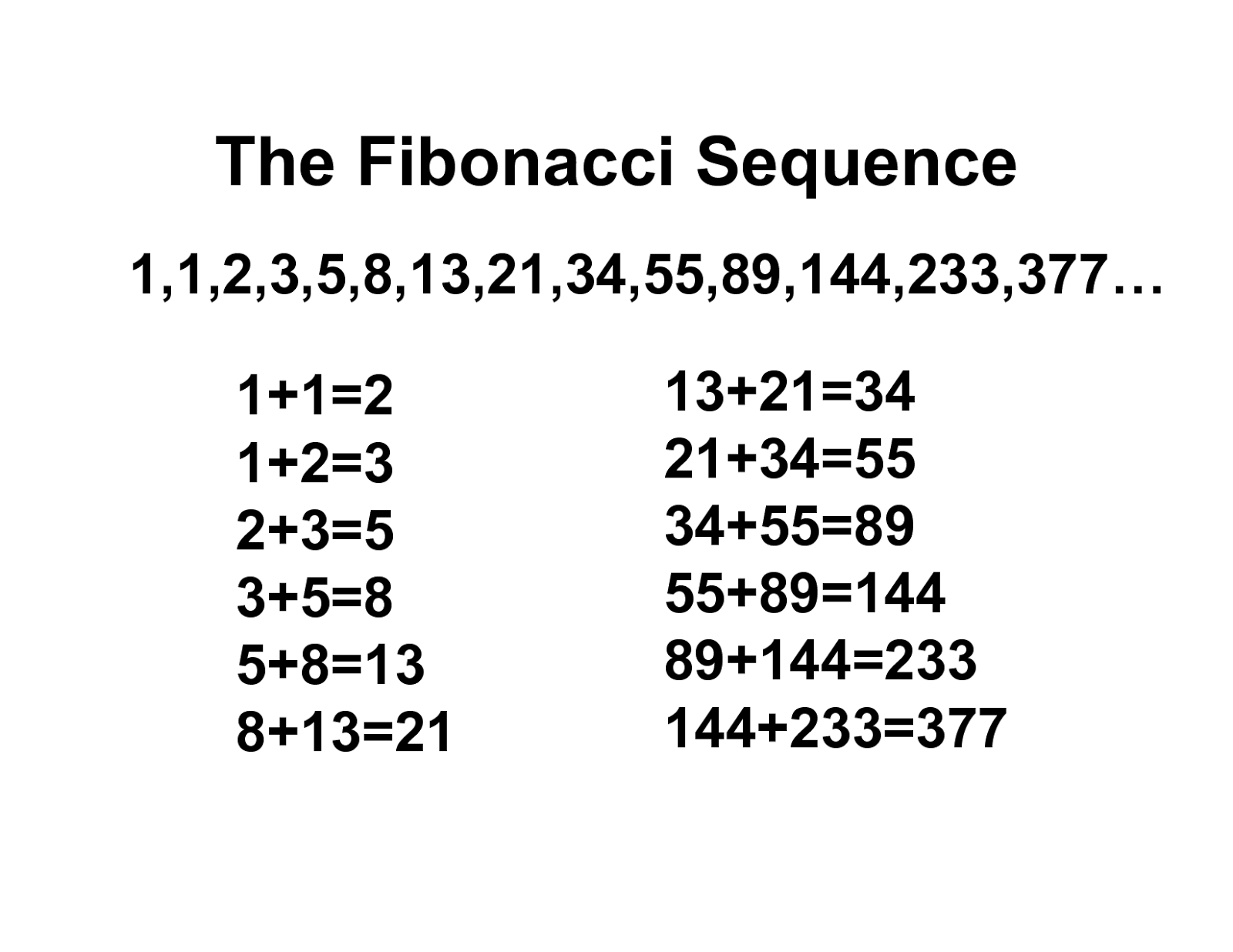 relationship between the golden ratio and fibonacci sequence numbers