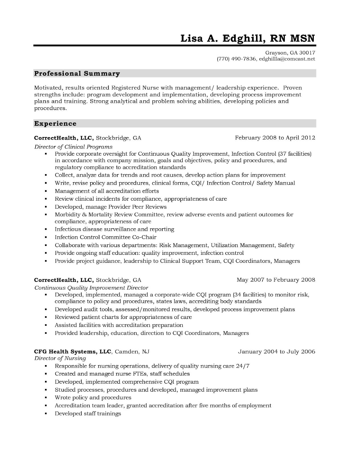 pacu rn resume examples 2019 pacu resume samples 2020
