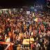 BCN JUNINO: Debaixo de Chuva, forrozeiro curtiram domingo em Camocim de São Félix.