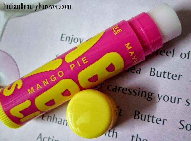 Maybelline baby lips review and shades