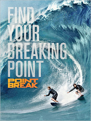 Poster Point Break 2015