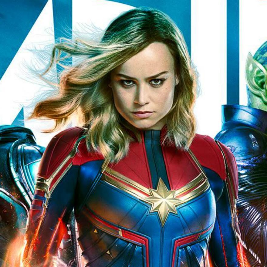 【CIA】Captain Marvel : マーベルの戦うヒロイン映画「キャプテン・マーベル」が、英国の映画マガジン、エンパイアのカバーに登場 ! !、エイリアンのスクラル人、タロスの新しい写真をリリース ! !