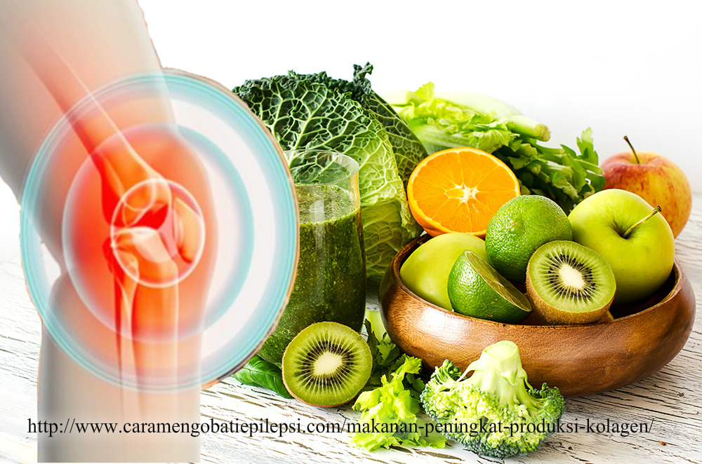 Sumber Makanan Peningkat Produksi Kolagen