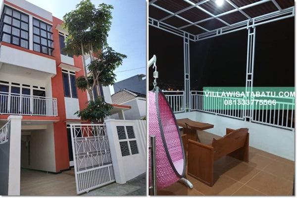 Villa 4 Kamar Dekat Jatim Park 2 | Kota Batu Jawa Timur