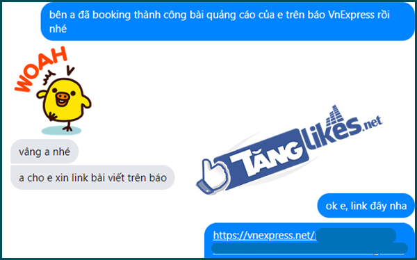 booking bao chi