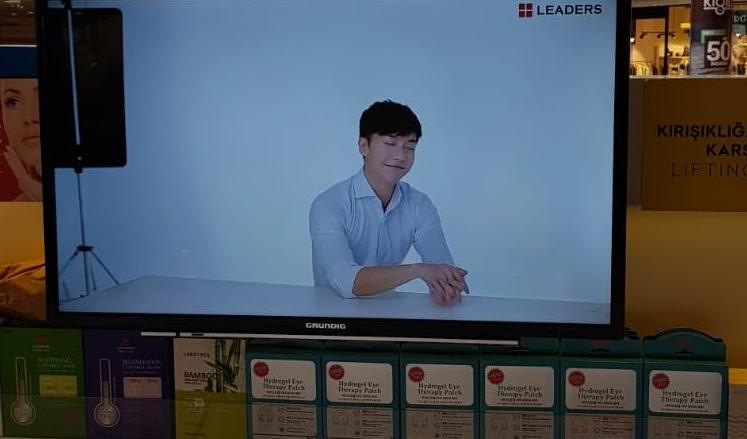 Lee Seung Gi And Leaders