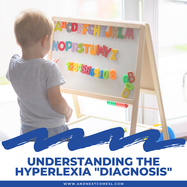 "What you need to know about the hyperlexia ""diagnosis"" and getting your child identified as hyperlexic"