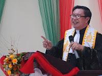 "Pdt. Dr. Foluaha Bidaya, M.Div, M.Th Terpilih ""Kembali"" Menjadi Ephorus Gereja BKPN"