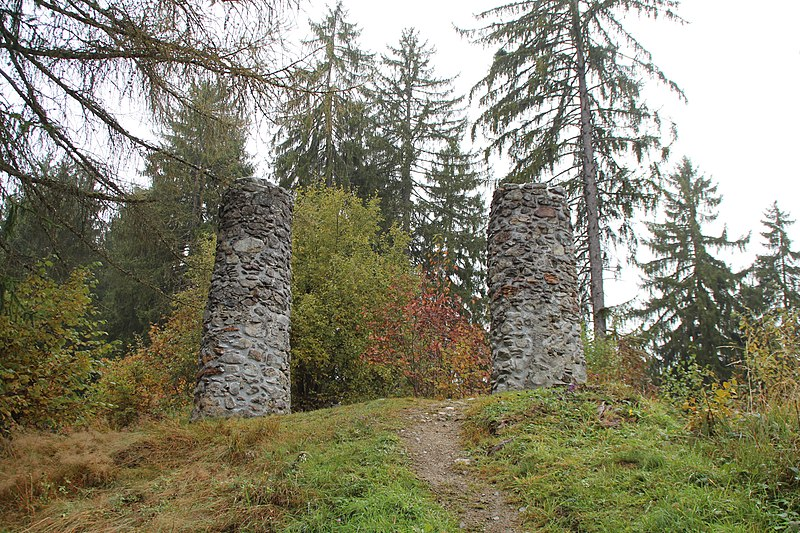 Jörgenberg Castle