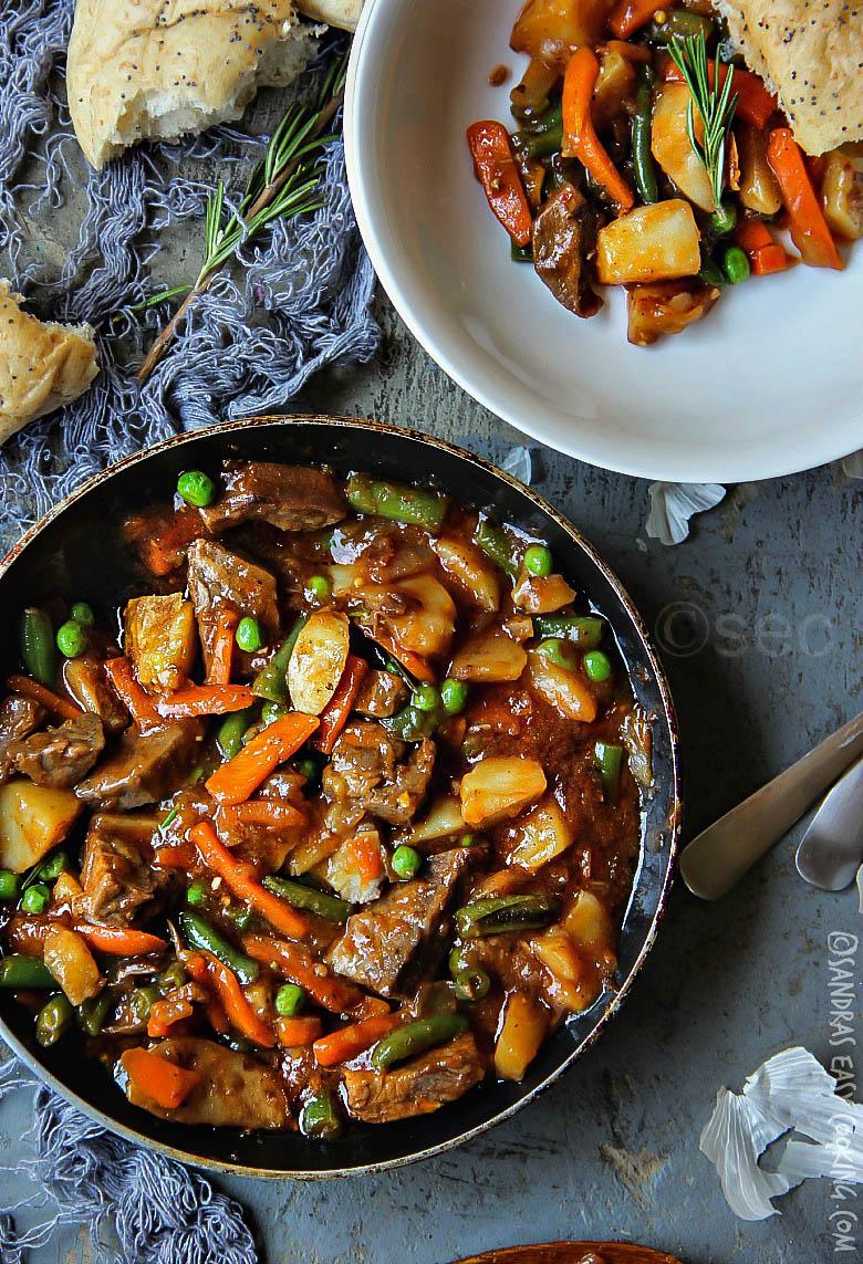 Beef Stew #homemade #recipe #food #foodie