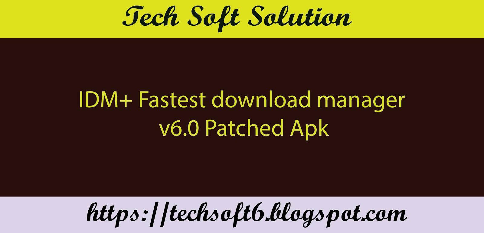idm apk patched