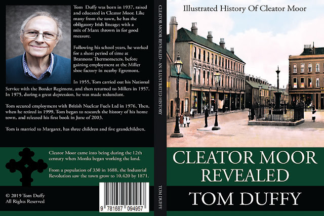 Cleator Moor Revealed Book Cover